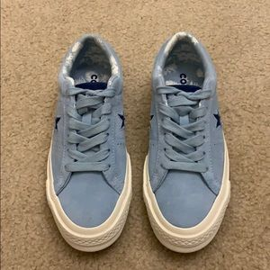 *NEW* converse one star shoes